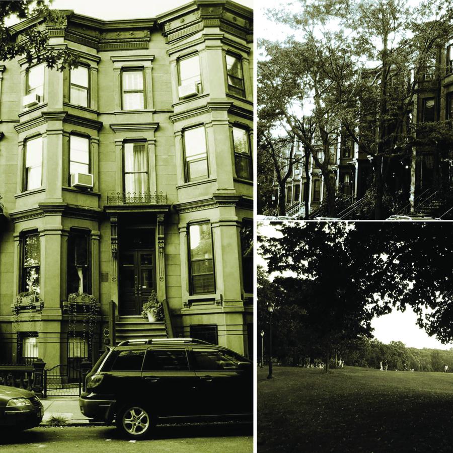 116 Berkley street