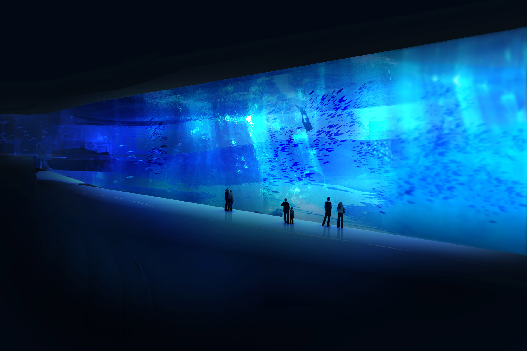 Aquarium_theater